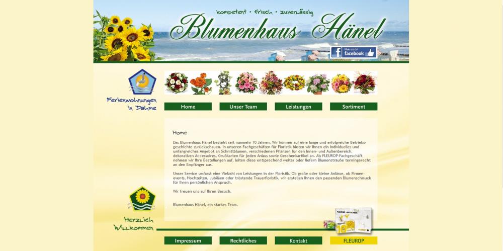 Blumenhaus Hänel