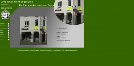 Limbacher Wohnungsbörse - Ihr Dienstleister rund ums Wohnen