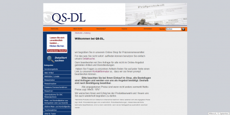 QS-DL Messmittel