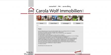 Carola Wolf Immobilien